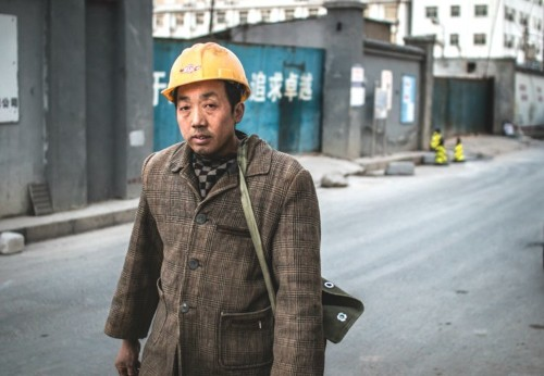 These crazy photos show how fast China is building megacities