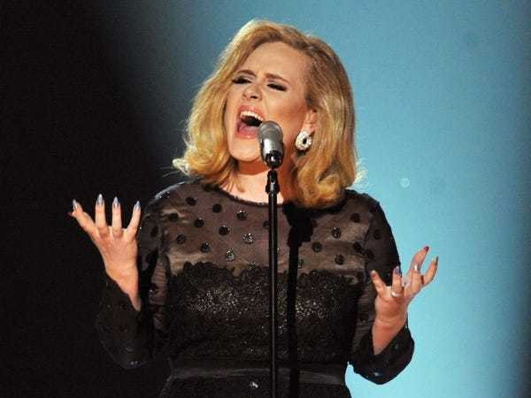 Songkick helps Adele sell tickets - Business Insider
