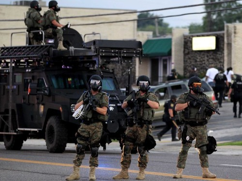 These Maps Tracking 'Botched' Raids Show The Troubling Law Enforcement Trends Culminating In Ferguson