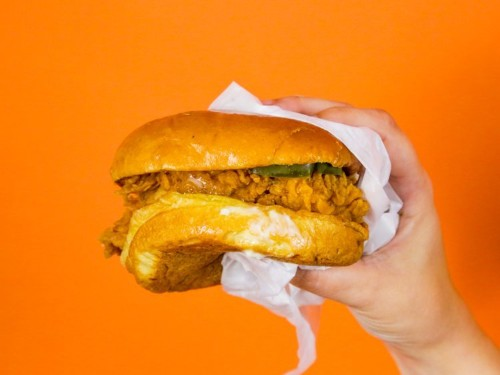 The CEO of Popeyes' parent company breaks down the massive success of its chicken sandwich