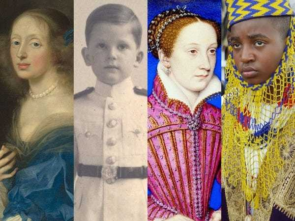 15 fascinating child monarchs who changed history - Business Insider