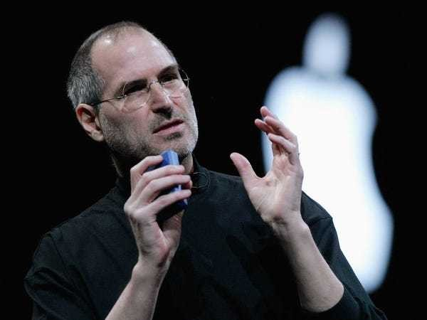 This was the thing that made Steve Jobs so great - Business Insider