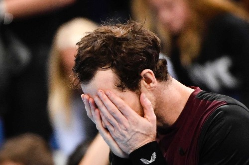 VIDEO: Andy Murray cries, said he didn't deserve win over Stan Wawrinka - Business Insider