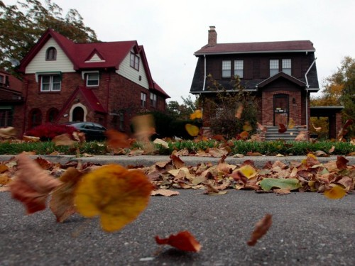 13 markets where you're most likely to see vacant, 'zombie' homes