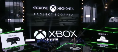 A new Xbox One is coming next year — and it's going to blow the PlayStation 4 out of the water