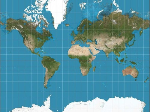 15 Overlay Maps That Will Change The Way You See The World