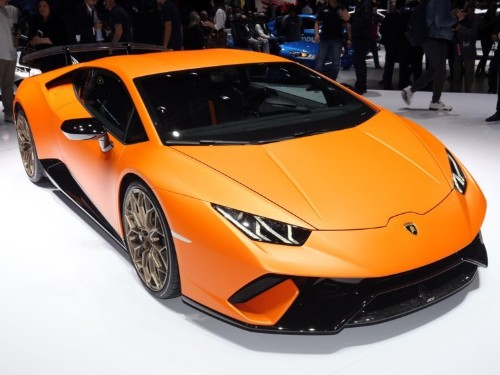The 7 most insanely expensive cars of 2017