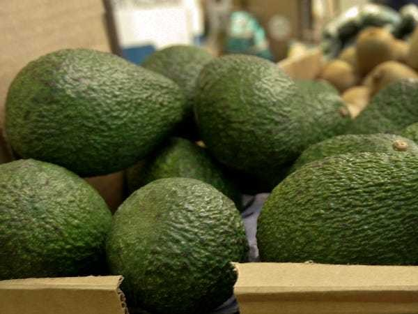 Avocados are staples of the millennial diet. Now they may be on their way out. - Business Insider