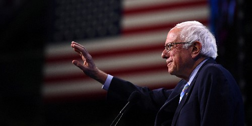 Bernie Sanders speaks on camera about his health after his heart attack - Business Insider