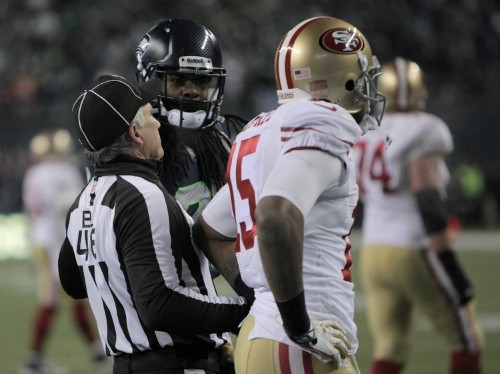 Richard Sherman Claims He Tried To Say 'Good Game' To Michael Crabtree — And There May Be Proof