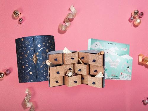 Beauty advent calendars: Sephora, Ulta, Macy's, Net-a-Porter, Lancome - Business Insider