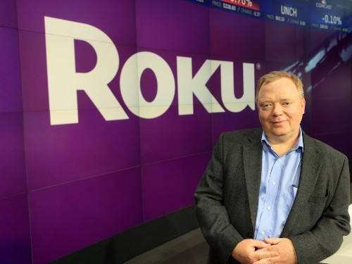 Roku is tumbling after Citi gets nervous about its massive 110% rally this year (ROKU)