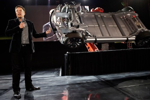 Wall Street is having an important realization about Tesla