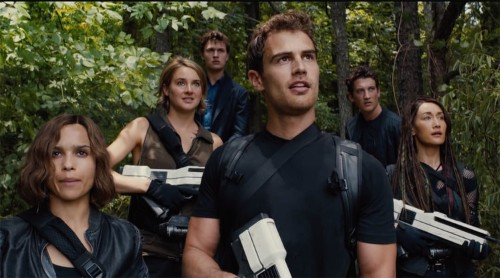 Critics are calling the latest 'Divergent' a huge franchise movie failure