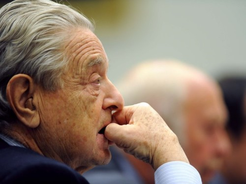 Here's how George Soros broke the Bank of Thailand