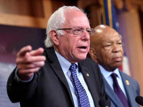 Bernie Sanders slams 'polite f-u' letters sent by generic drug companies as 'clearly illegal' and calls for an investigation