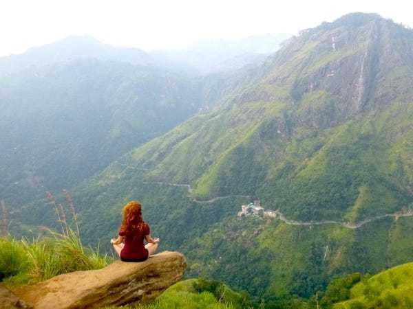 What it's like to go on a meditation retreat - Business Insider