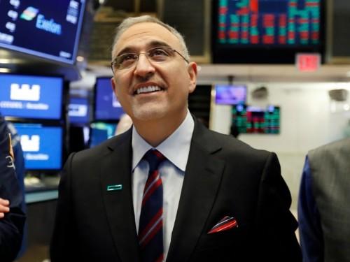 Hewlett Packard Enterprise CEO Antonio Neri on his 'biggest worry' after earnings