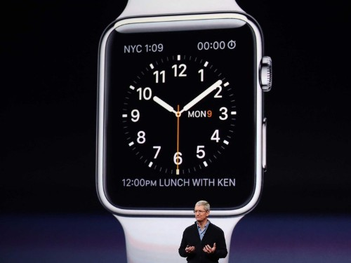 Here's why the Apple Watch always shows the time as 10:09 in advertisements