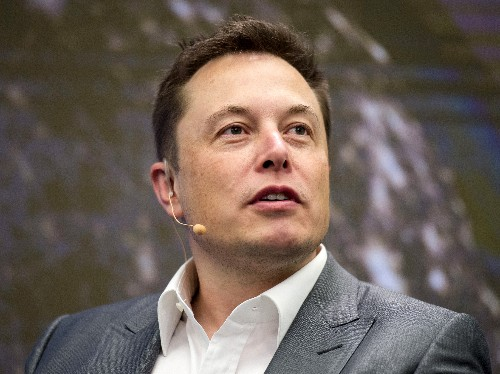 Elon Musk says Donald Trump not right guy to be president