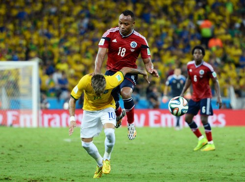 Neymar Injured, Will Not Play Against Germany