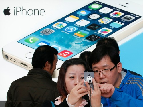 Apple has huge potential in China - Business Insider