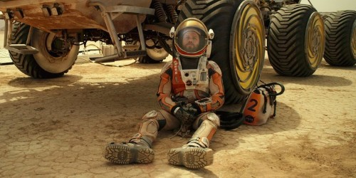 7 tweets from people who just realized 'The Martian' isn't based on a true story