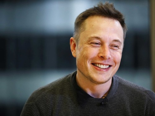 Elon Musk Says Tesla Is Pumping Out Cars Faster Than It Expected