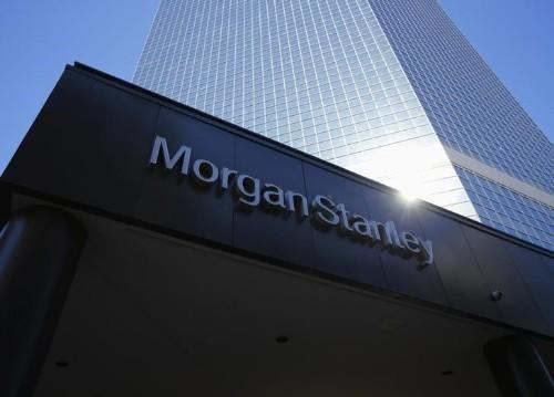 Morgan Stanley Profit Rises As Legal Costs Fall