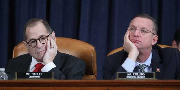 House Judiciary Committee impeachment hearings are a circus - Business Insider