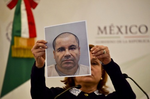 Mexican government: 'El Chapo' Guzmán paid 'a very high amount of money' for his escape from jail