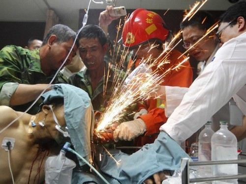 10 Things That Could Go Horribly Wrong In China