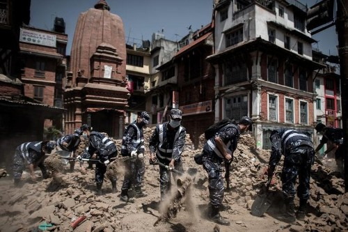 The Nepal earthquake death toll is still expected to climb 'much higher'