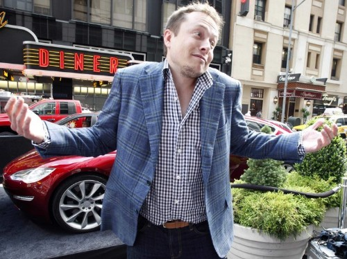 The 14 craziest things Elon Musk believes right now