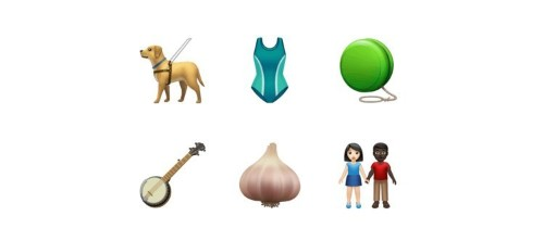 Apple's new emojis are awesome, but searching for them will still be a nightmare