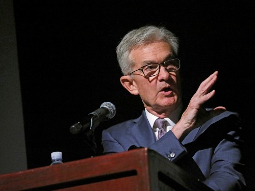 The Federal Reserve is looking into developing a digital currency in the US, Powell confirms
