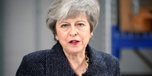 Theresa May's support drains away as Conservative MPs tell her to cancel Brexit deal vote