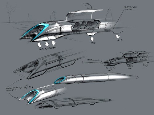 Hyperloop News - cover