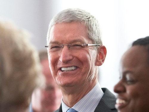 Tim Cook cashed in $36 million in Apple stock