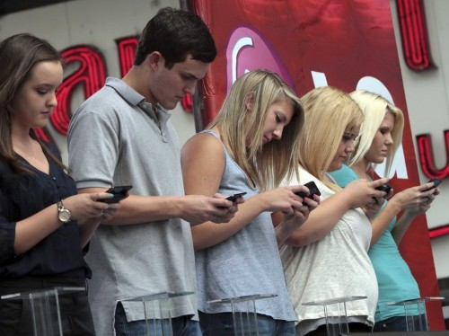 Smartphone Addiction Now Has A Clinical Name