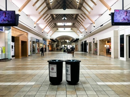 America's first mall, Northgate Mall in Seattle, is dying: photos