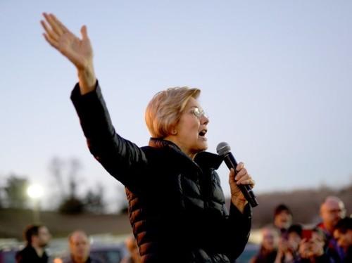 Elizabeth Warren just vowed to scrap student loan debt for 42 million Americans
