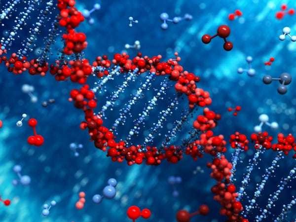 Scientists just confirmed there's a second layer of information hidden in our DNA - Business Insider