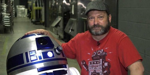 We Found A Real-Life R2D2
