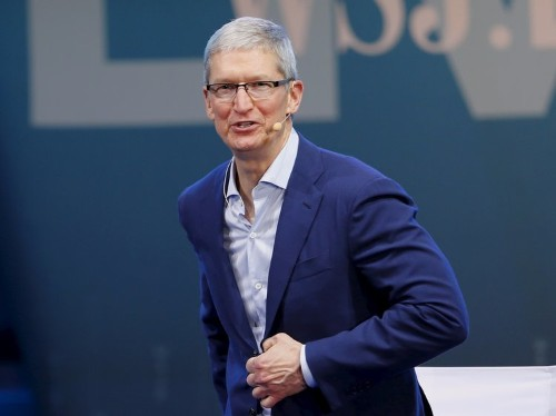 Apple expects to spend $15 billion in capital expenditures this fiscal year