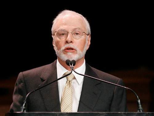 PAUL SINGER: Developed countries are hopelessly and utterly insolvent