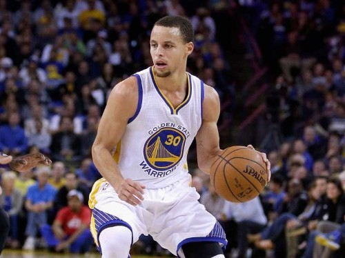 Stephen Curry Spent The Summer Mastering His Ball-Handling Skills With A 'Flashing Lights' Test That Looks Insane