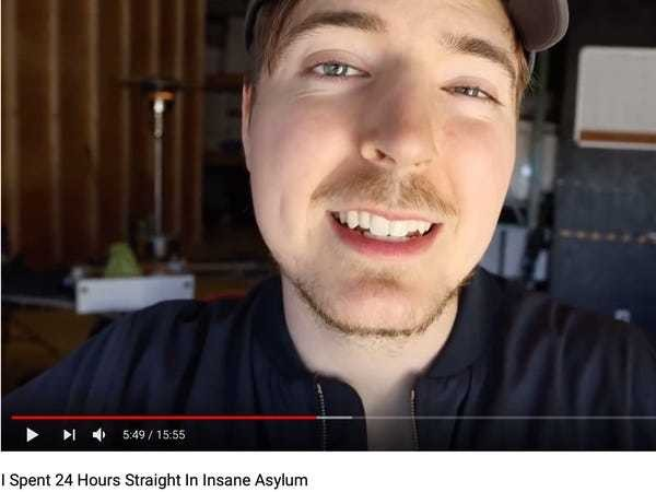How YouTube star Mr. Beast uses keywords to help land on trending page - Business Insider