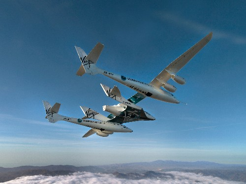 Boeing investing $20M in Virgin Galactic to design supersonic vessel - Business Insider