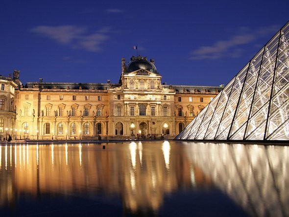 The 15 Greatest Masterpieces At The Louvre
